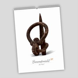 """""""Bauernkruscht"""" Wandkalender 2021"""
