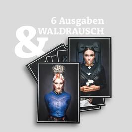 ABO ab Ausgabe No2 | 2020 + Postkartenset »Mädels«