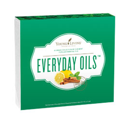 Every Day Oils Collection