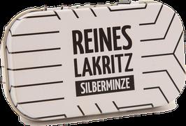 Reines Lakritz Silberminze