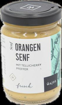 Orangen Senf mit Tellicherry Pfeffer