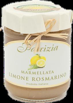 Zitronen-Rosmarin Marmelade