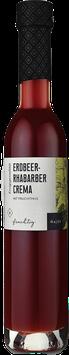 Erdbeer-Rhabarber Crema