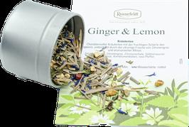 Ginger & Lemon 100g