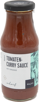 Tomaten-Curry Sauce