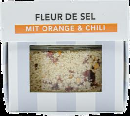 Fleur de Sel Orange-Chili