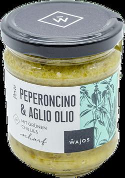 Peperoncino & Aglio Olio Pesto