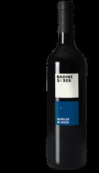 Nobler Blauer 3-Liter-Flasche · 300 cl