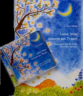 """Buch und CD """"Leise, leise kommt ein Traum"""""""