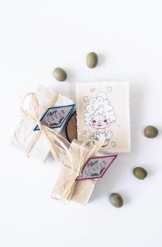 Olivenschaum - das Babypaket