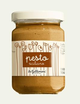 Pesto Siciliano (Pesto nach sizilianischer Art)