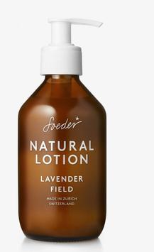 Naturlotion, Bodylotion, Lavendel, Lavender Field