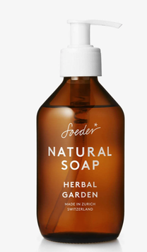Naturseife, Natural Soap, Herbal Garden