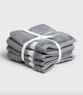 Organic Cotton Premium Handtuch, mittelgrau (elephant grey)