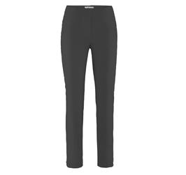 LOLI-742 - bequeme, stretchige Damenhose, schmales Bein, hoher Bund