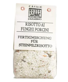 Risotto ai funghi porcini - mit Steinpilzen