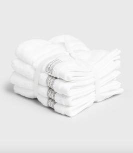 Premium Handtuch, weiss