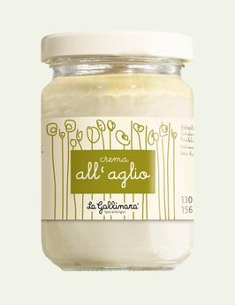 Crema all'aglio (Knoblauchcreme)