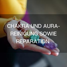 Chakra und Aura Reinigung