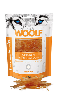 Woolf Hühnchen&Meeresfrüchte