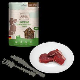 Mjamjam Snackbag leckeres Muskelfleisch vom Rind