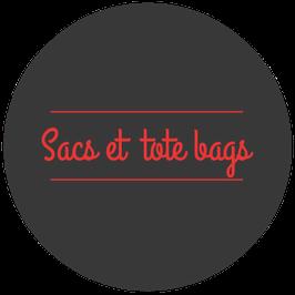 Tote bag/sac à dos