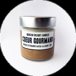 Bougie - Coeur gourmand