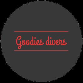 Goodies divers