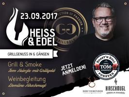 Heiss & Edel / 23. September 2017 / Ticket