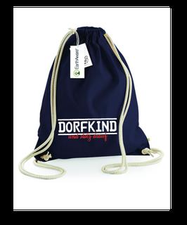 """Turnbeutel """"Dorfkind"""""""
