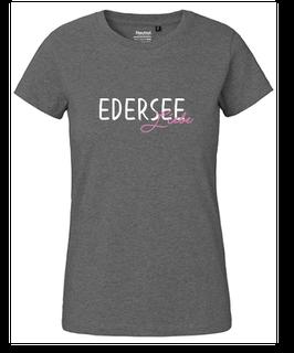 """Frauen T-Shirt """"EDERSEELIEBE"""""""