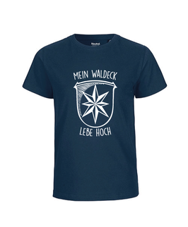 """Kids T-Shirt """"Mein Waldeck lebe hoch"""""""