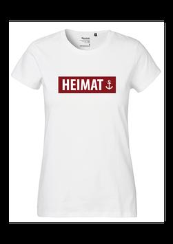"""Frauen T-Shirt """"Heimat"""""""