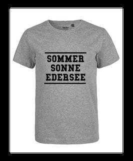 """Kids T-Shirt """"SOMMER SONNE EDERSEE"""""""