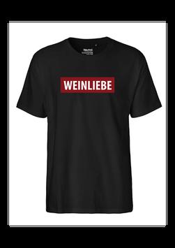 """Männer T-Shirt """"Weinliebe"""""""
