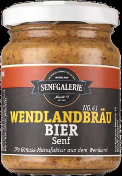 Wendlandbräu-Bier Senf