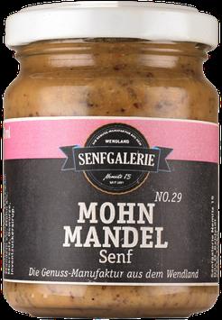 Mohn-Mandel Senf