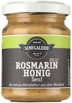 Rosmarin-Honig Senf