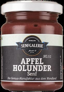 Apfel-Holunder Senf