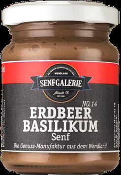 Erdbeer-Basilikum Senf