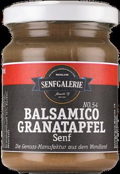 Balsamico-Granadapfel Senf