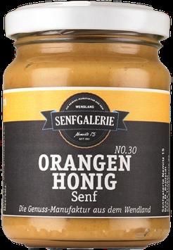 Orangen-Honig Senf
