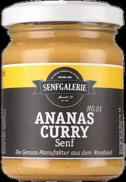 Ananas-Curry Senf