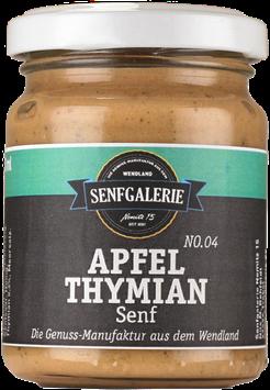 Apfel-Thymian Senf