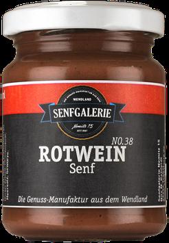 Rotwein Senf