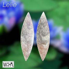 Oorbellen 'Lelie'