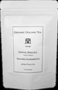 """Araragi"" Organic Oolongtea (Teabags)"