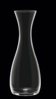 RONA, CARAFAS , DECANTER 73 , 75 cl , H 256 mm X D 101 mm , confezione da 1 pz.
