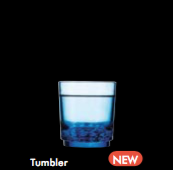 DRINIQUE ELITE TUMBLER , 20 cl , confezione da 24 pz.