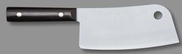 "Mannarino in acciaio AUS8A (non damascato) | DM-0767 Lama 6.8"" / 17,5 cm, Spessore del materiale 0,5 cm, Impugnatura 12,2 cm"